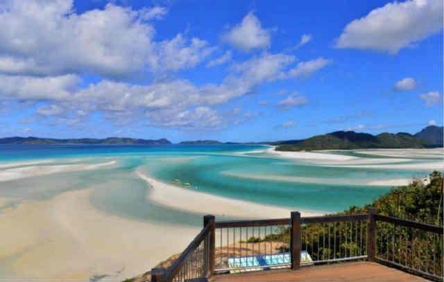 澳大利亚圣灵群岛有什么好玩的地方
