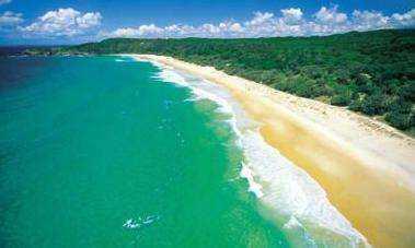 澳大利亚布里斯班努萨国家公园洲巡出国