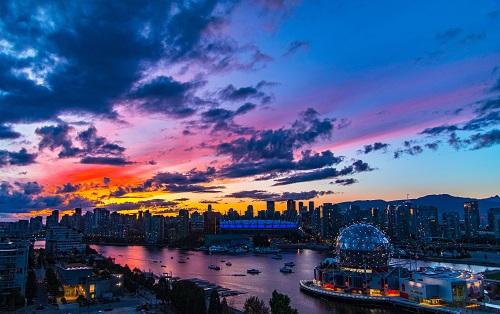 """温哥华位列""""世界最美城市""""排行第五,移民选BC!"""