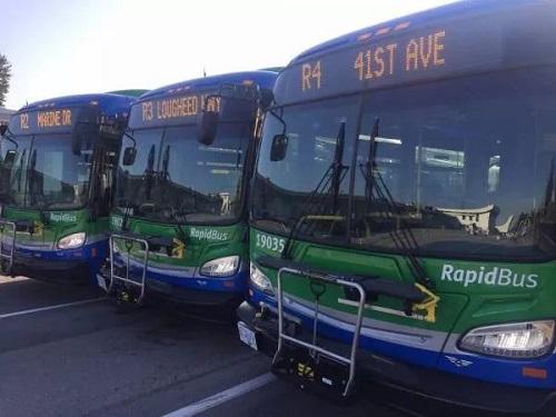 加拿大大温公交罢工结束,明年将提供更多班次和线路!