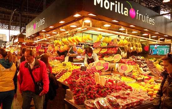 逛逛西班牙的中国超市-顺便看看价格