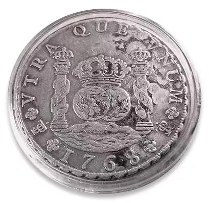 西班牙银币洲巡出国
