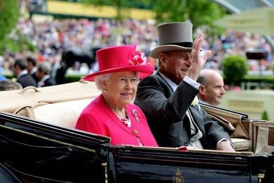 英国女王洲巡出国