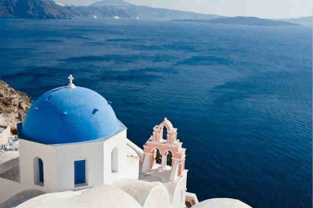 希腊哪些海滩最受欢迎