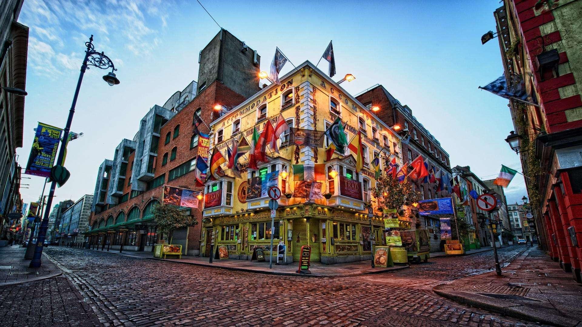 爱尔兰文化和娱乐,享受生活从移民爱尔兰开始!