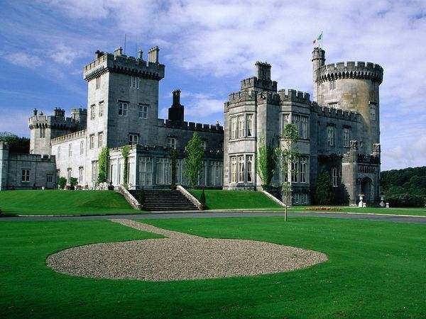 爱尔兰环境洲巡出国