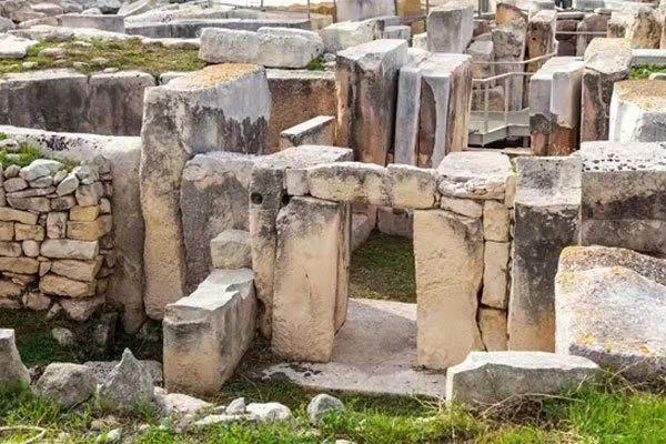 马耳他巨石庙洲巡出国