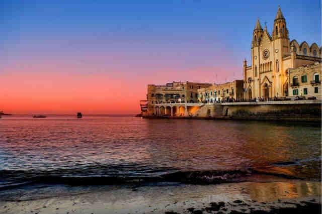 为什么选择马耳他来度过国庆假期