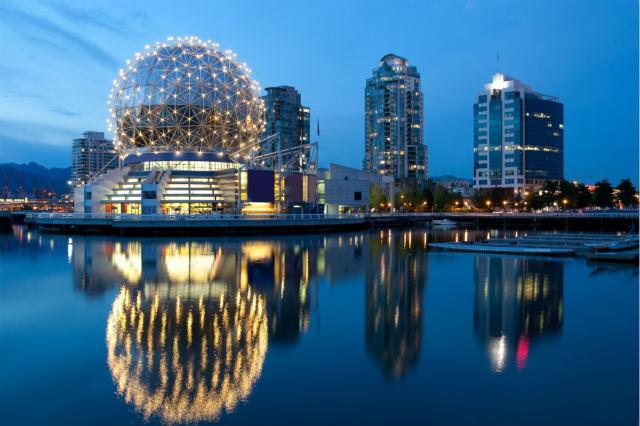 加拿大BC省提名洲巡.