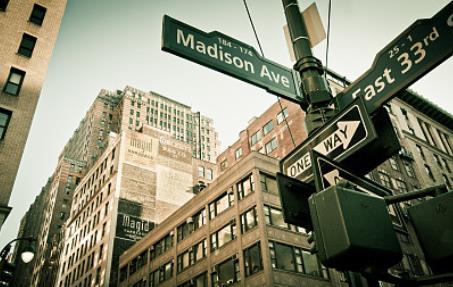 美国麦迪逊大道