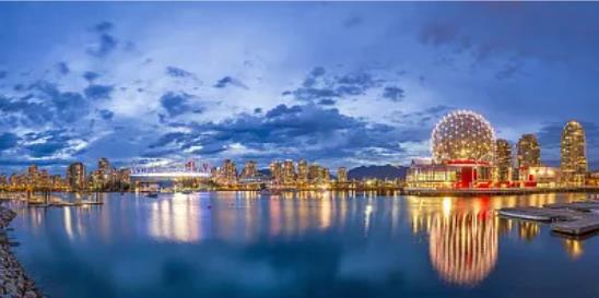 加拿大市政提名计划洲巡