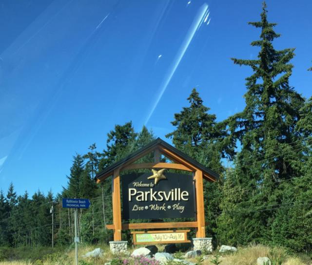 加拿大BC试点社区帕克斯维尔