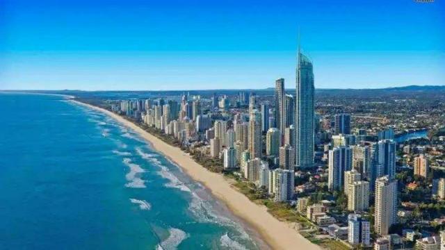 澳洲黄金海岸洲巡出国