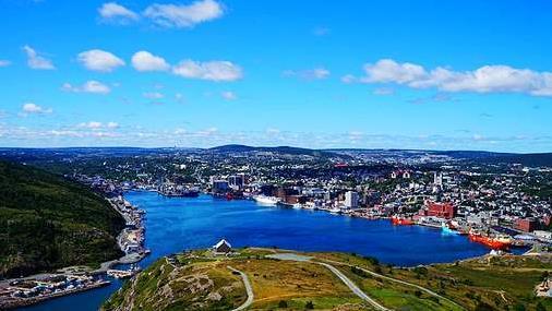 加拿大NB省大西洋移民洲巡