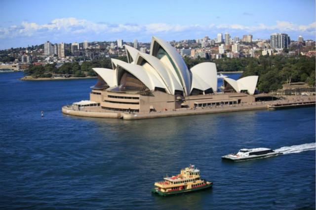 澳大利亚移民洲巡出国