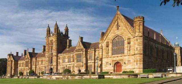 悉尼大学洲巡出国