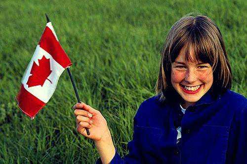 加拿大移民洲巡出国
