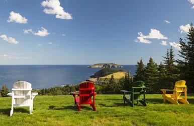 加拿大纽芬兰与拉布拉多省移民洲巡