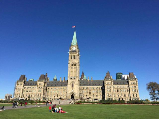 加拿大国会大厦