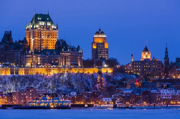 加拿大魁北克移民洲巡
