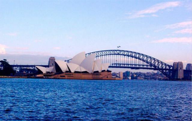 澳洲悉尼海港洲巡出国