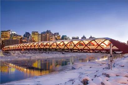 加拿大阿省移民洲巡出国