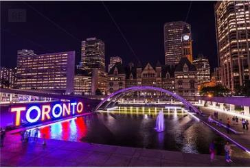 加拿大安大略多伦多移民