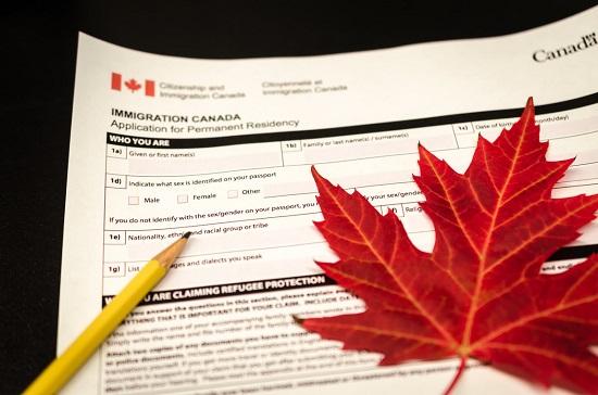 加拿大移民条件流程
