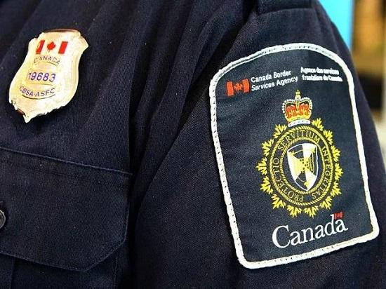 加拿大边境局