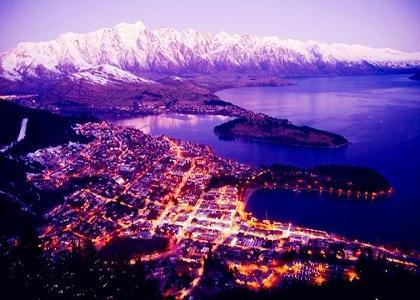 去新西兰特卡波 让我们以星空作被