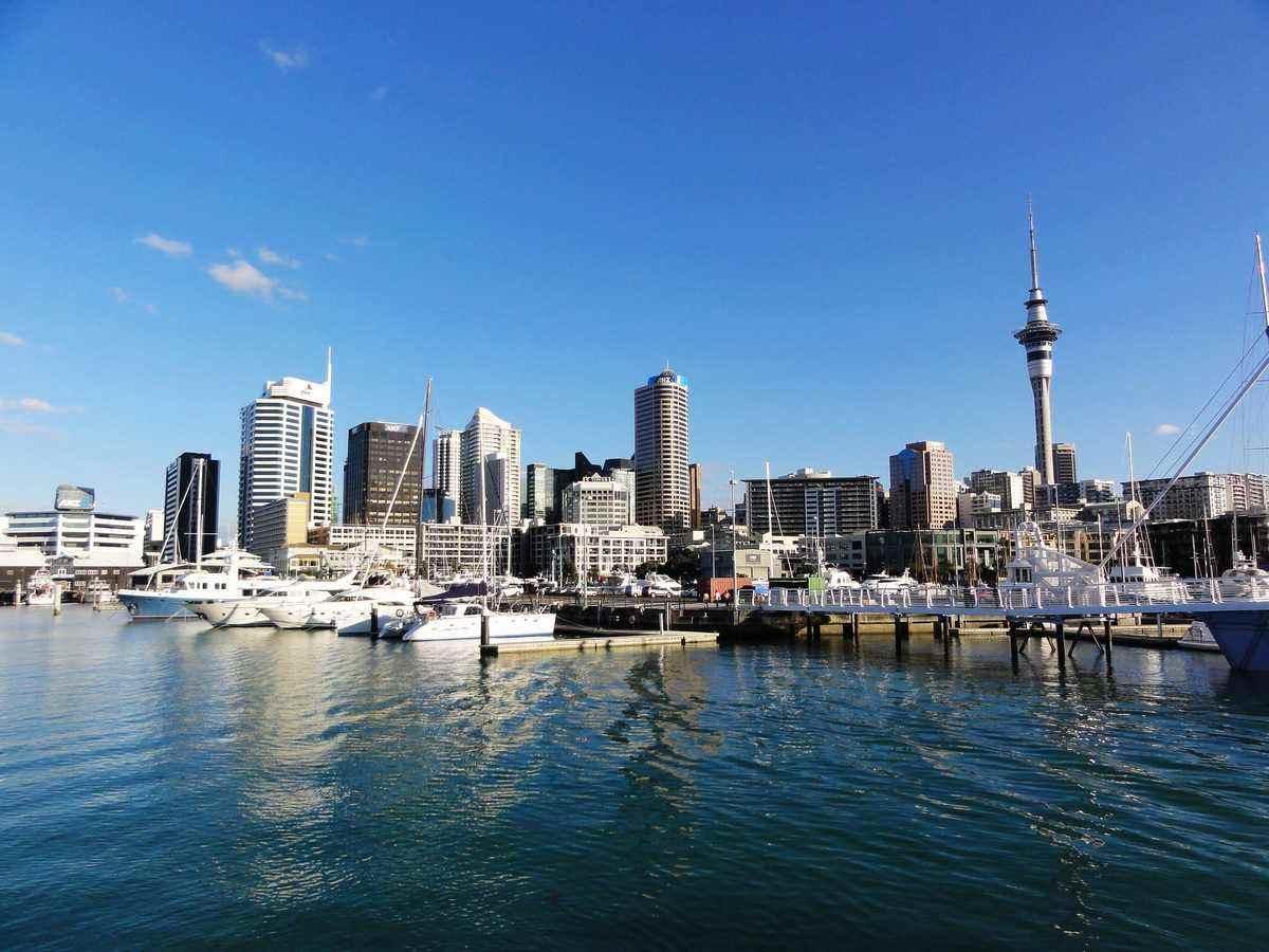 新西兰首都——惠灵顿