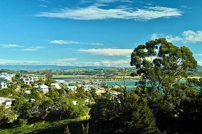 新西兰内皮尔风光洲巡出国