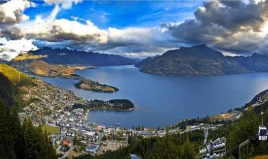 新西兰打工度假签证洲巡