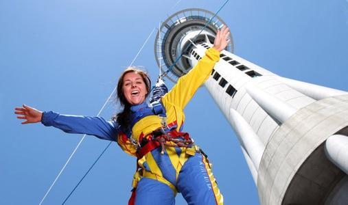 新西兰Sky Jump洲巡出国