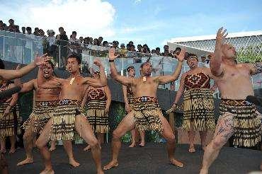 新西兰毛利人洲巡出国