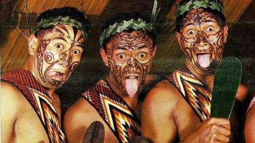 新西兰毛利刺青洲巡出国