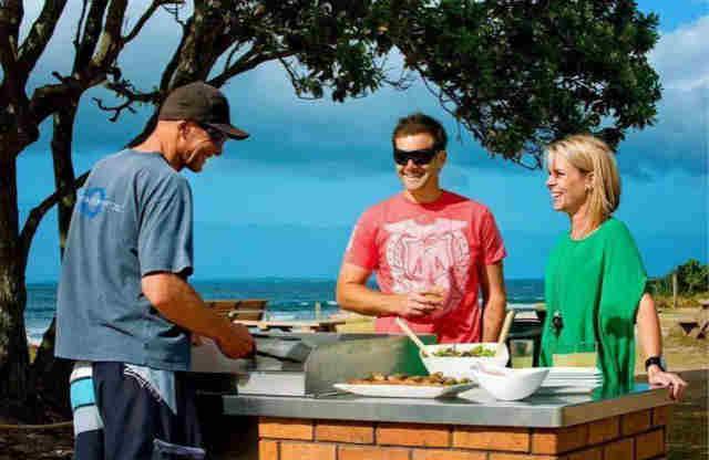 夏天开启新西兰人的烧烤模式