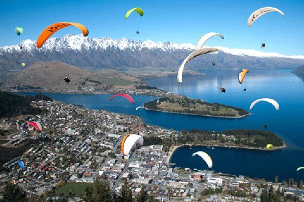 新西兰皇后镇旅游学院为你一生的成功打下坚实的基石