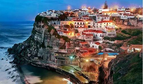 葡萄牙风景洲巡出国