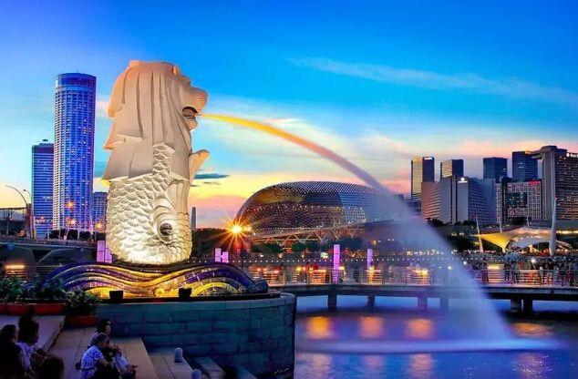 多元文化下的新加坡殖民区
