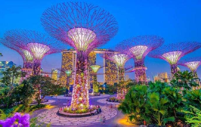 新加坡东西海岸有特色的六大公园