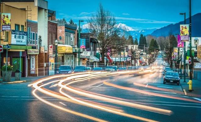 加拿大阿伯茨福城市
