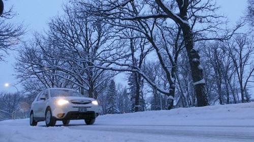 加拿大冬季驾驶技巧:如何在雪中安全地到达目的地