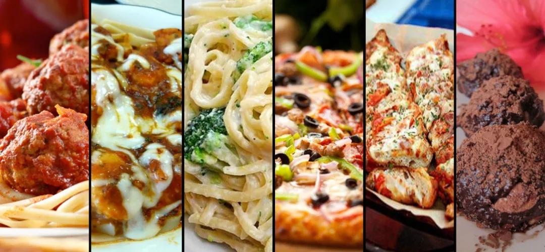 意大利美食,洲巡出国