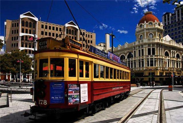 新西兰公共交通,洲巡出国