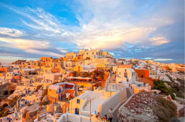 希腊2020移民洲巡出国